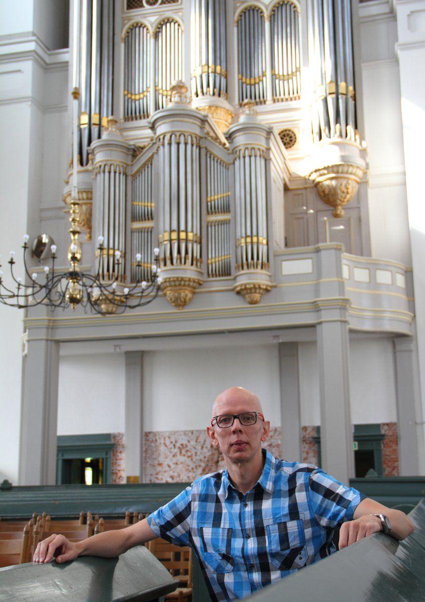 Laatste orgelconcert 2019 - Arjan Versluis