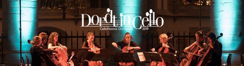 Openingsconcert Dordt in Cello 2019
