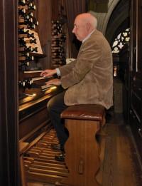 Kees Doornhein, orgel