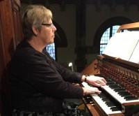 Margriet den Hartog - klavecimbel, Yvonne Peters - alt en traverso en Sylvia Peters - mezzo-sopraan
