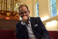 Reinier Korver - orgel en Mark Brandwijk - vleugel