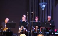 "Saxofoon quartet ""Fo(u)r You"""