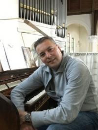 Edwin Vooijs, orgel