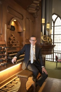 Opendeur dienst m.m.v. Jan Peter Teeuw orgel, en Chr. Koor 'Rejoice'