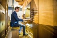 Bastiaan Stolk, orgel