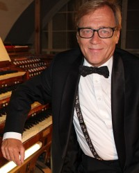 Everhard Zwart, orgel