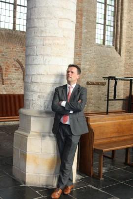 Mannen ensemble Cantare o.l.v. Andre van Vliet