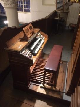 Her-ingebruikname gerestaureerd Maarschalkerweerd-orgel