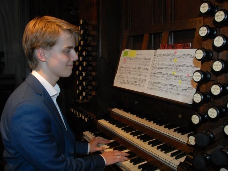 Leendert & Mieke Verduijn (orgel en piano)