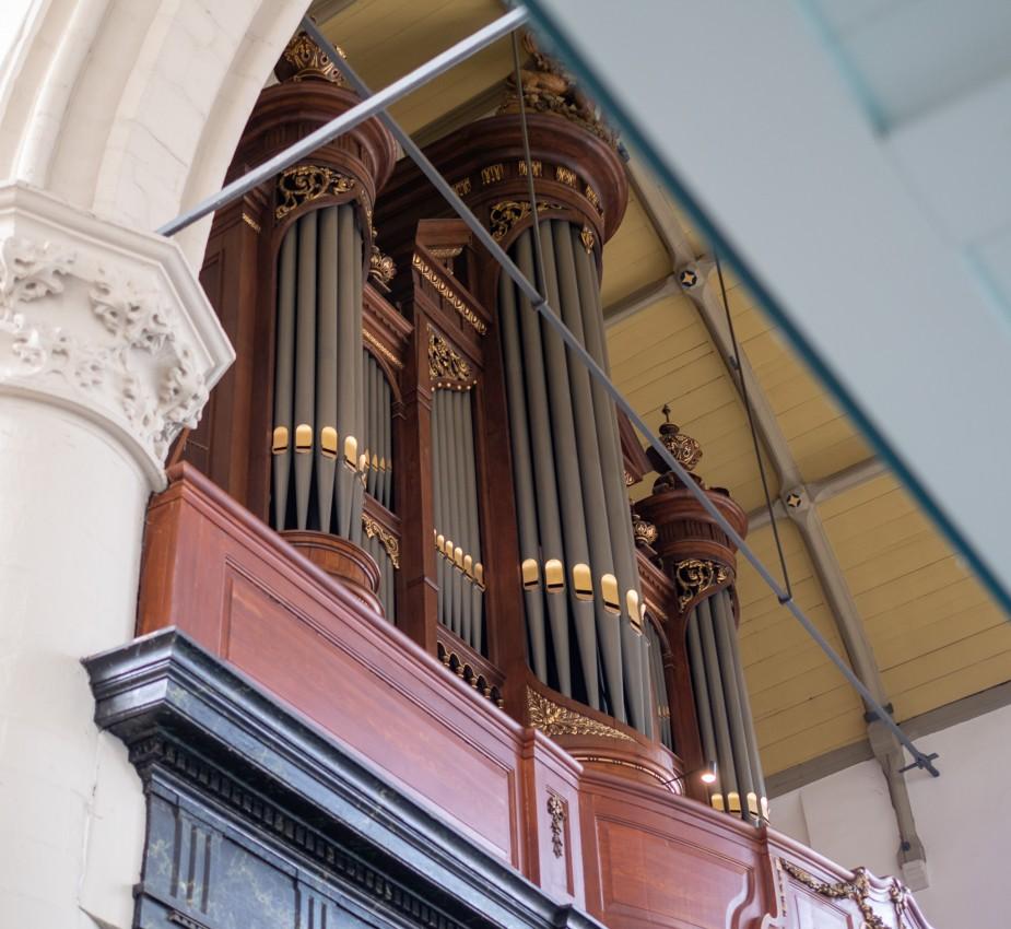 Orgelspeelochtend (besloten)