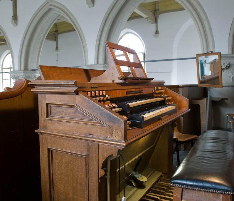 Orgelspeeluur