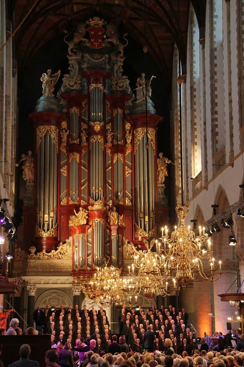 [ONZEKER] Advents- en Kerstconcert Chr. Sliedrechts Mannenkoor Ichthus