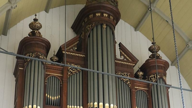 Orgelspeelavond (besloten)