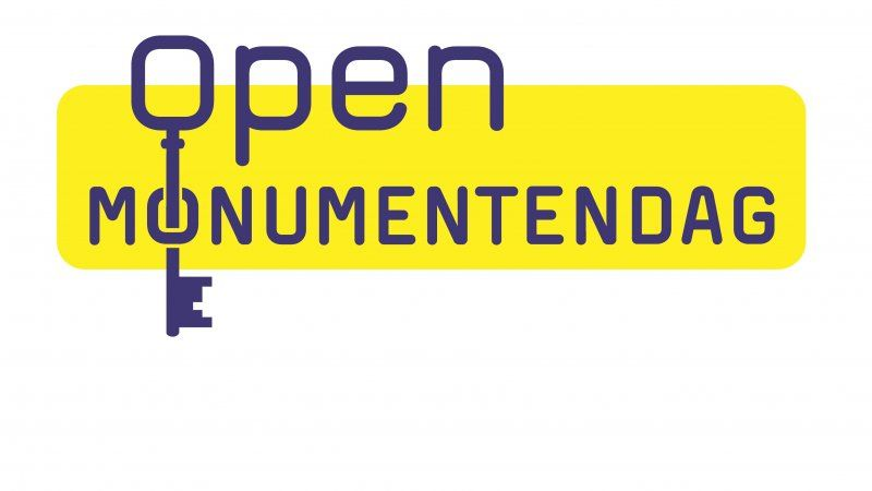 14 september: Open monumentendag 2019